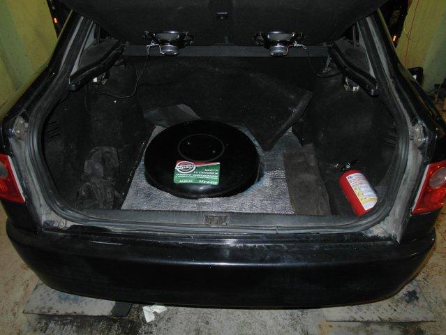Газовая установка чери амулет