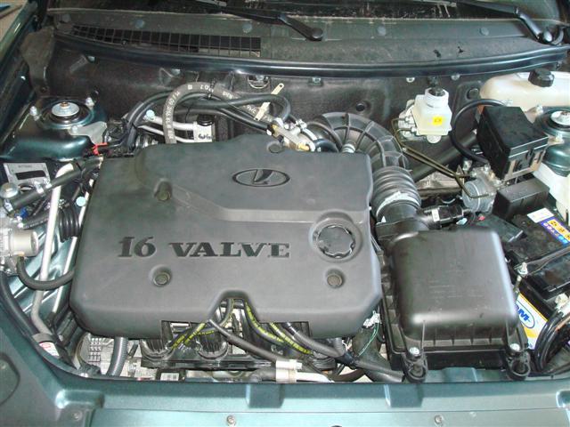 Фото №6 - установка гбо на ВАЗ 2110 16 клапанов